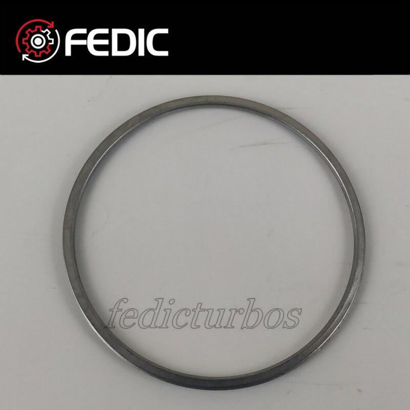 Кольцо насадки турбокомпрессора, уплотнительное кольцо CT16V 17201-30100 17201-0L040 для Toyota Hilux SW4 / Landcruiser D-4D/пародия 1KD 3.0D