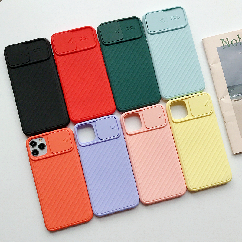 Camera Lens Protection Phone Cases For iPhone 11 Pro MAX Soft Candy TPU Cover Case For iPhone 8 7 6 6S Plus X XS Max XR 11pro 1