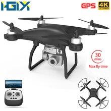 HGIYI X35 GPS Drone 4K HD Camera RC Quadcopter Drones Profis