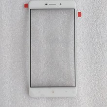 5.0 بوصة ل TP LINK Neffos X1 TP902A هاتف محمول الجبهة الخارجي زجاج عدسة إصلاح شاشة تعمل باللمس الزجاج الخارجي