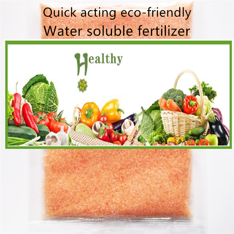 Universally Hydroponic Plant Flower Fertilizer Garden Quick Acting Eco-friendly Nutrient Solution Water Soluble Fertilizer