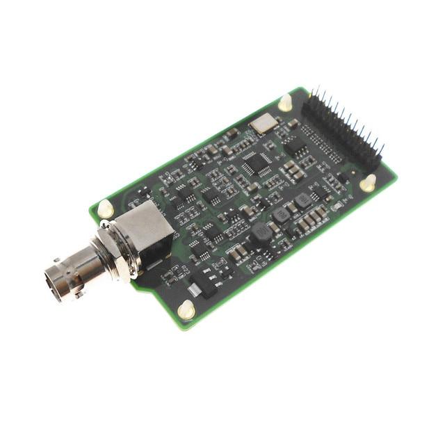 ADS127L01 512 200ksps/24Bit ADC IEPE/ICP 振動データ取得モジュール