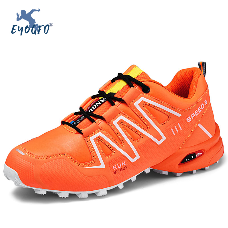 2020 New High Quality Men's Running Shoes Autumn And Winter Brand Outdoor Women's Sports Non-slip Waterproof Running Sneakers