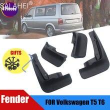 Guardabarros para coche, accesorio modificado automático para Volkswagen VW Transporter T5 T6 Caravelle Multivan 2008 ~ 2018