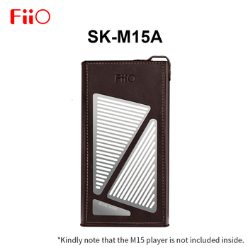 Fiio C-M15 SK-M15A Leather Case For M15 Music Player C M15