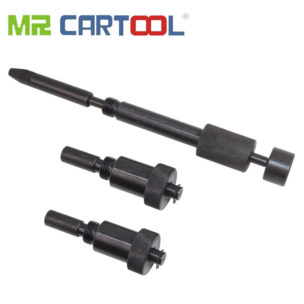 MR CARTOOL Diesel Engine Camshaft Locking Timing Tool Kit For Fiat Ducato Citroen Iveco Peugeot Boxer Special Car Repair Tool