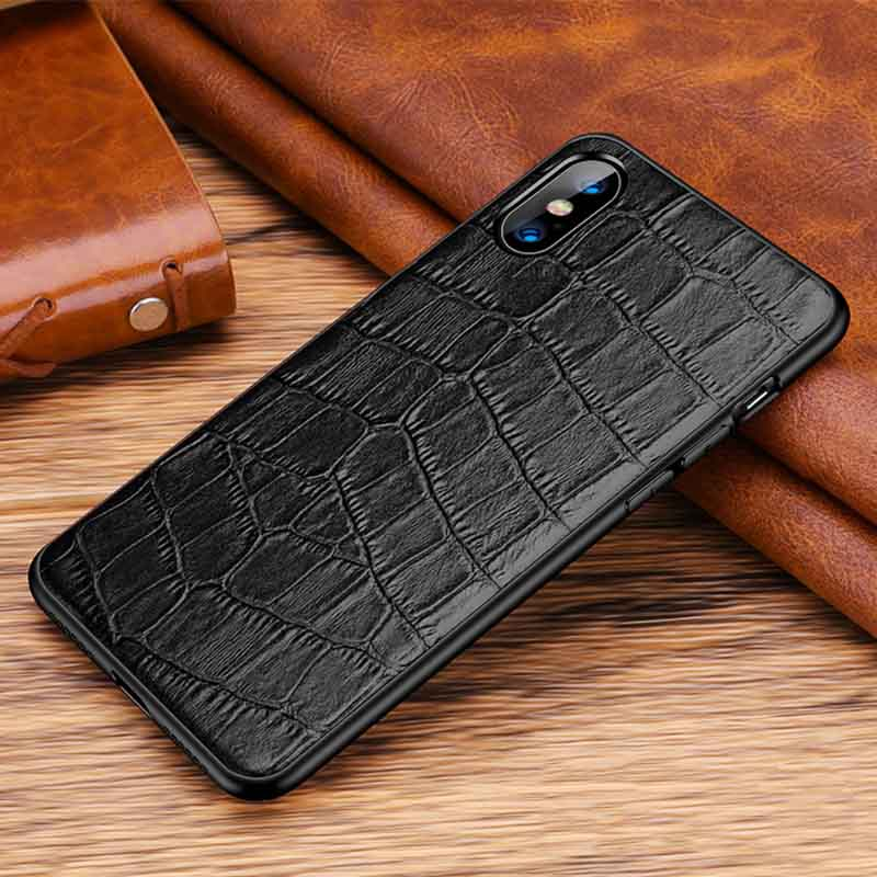 Genuine Leather Case For Iphone X 11 Pro Case For 11 Pro XS Max SE 2020 Cover Anti Fall Coque For Iphone 11 XR 7 8 Plus Case