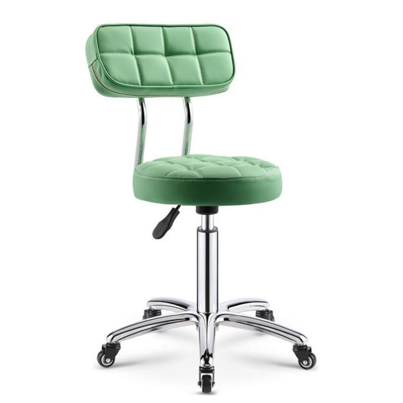 Beauty Stool Haircut Work Chair Rotary Lift Barber Shop Beauty Salon Special Hair Salon Nail Stool Pulley