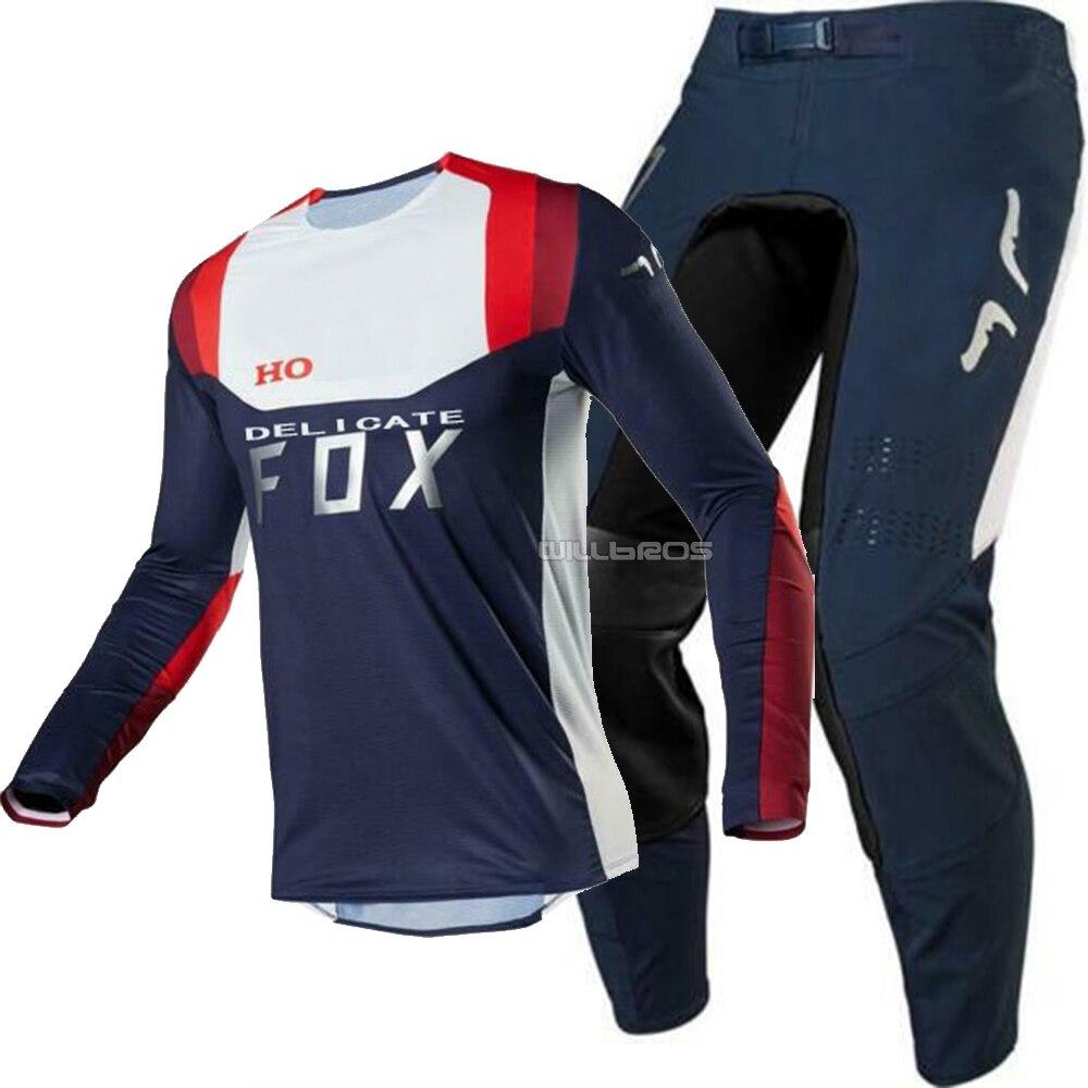 Fox Racing Flexair Honda Mens Off-Road Motorcycle Jersey
