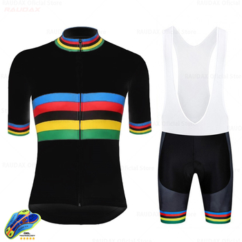 2020 professional team men #8217 s cycling clothing MTB cycling bib shorts cycling Sweatshirt set ROPA ciclismo Temple men #8217 s shorts tanie i dobre opinie 100 poliester Lycra polyester Spandex Krótki rękaw Factory direct sales 80 poliester i 20 lycra UCI WORLD CHAMPIONSHIP