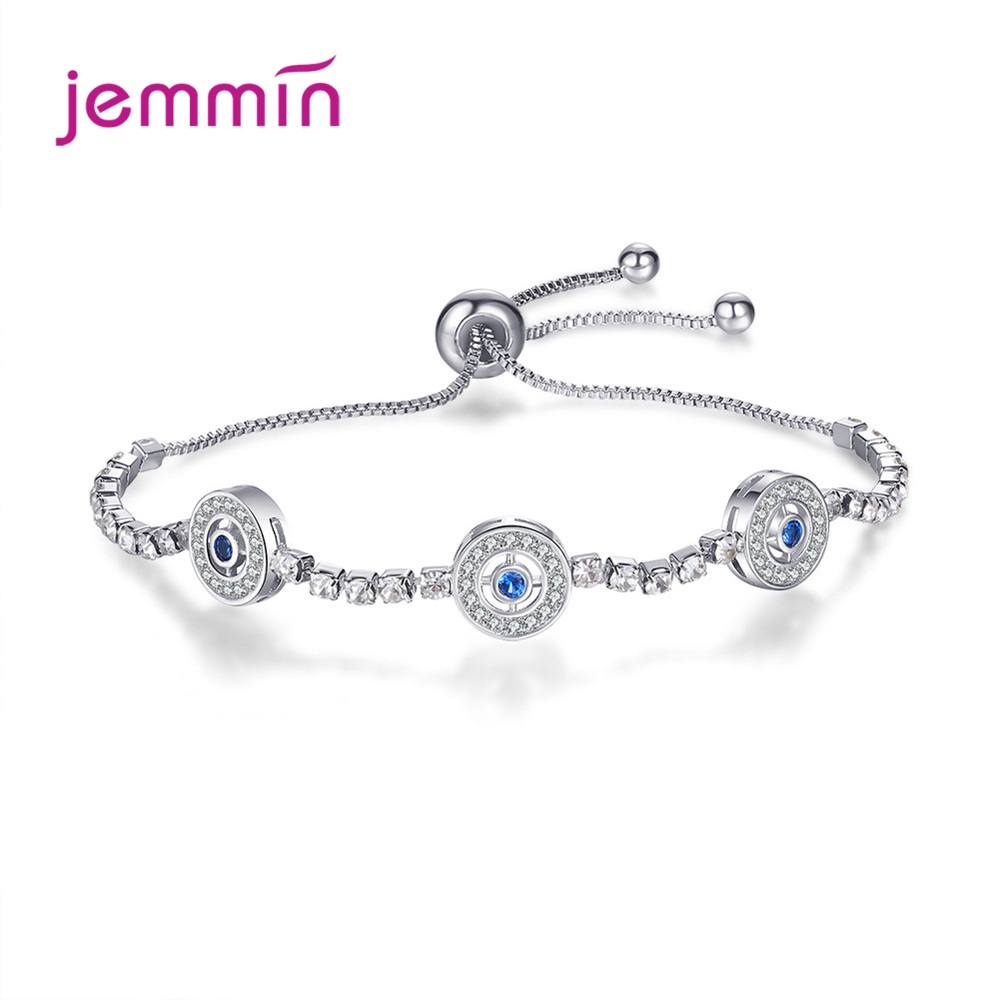 Novel Design Shape Latest Popular Trend Genuine 925 Sterling Silver Bracelet Super Nice Women Jewelry For Dance/Party/Date