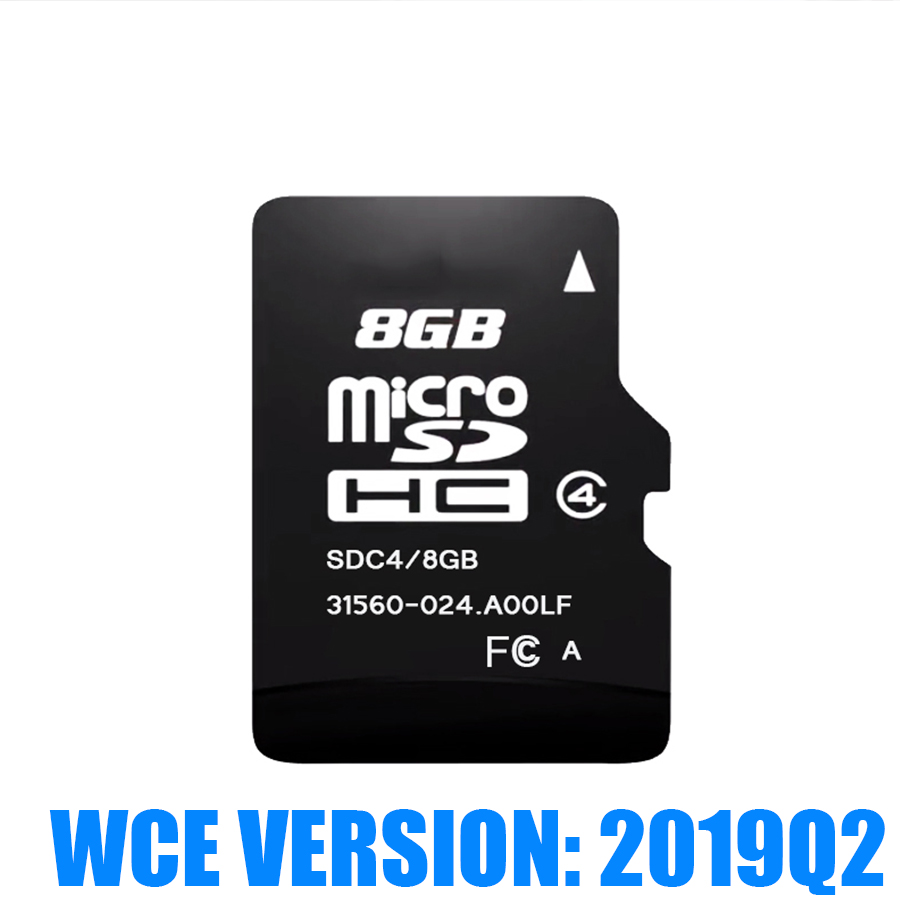 Europe Map Fit for WCE System Car GPS Navigation 8GB Micro SD Card ItalyFranceUKNetherlandsSpainTurkeyGermanyAustria etc