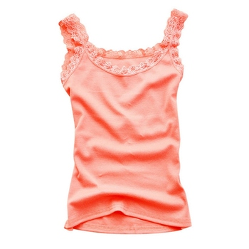 Women Sexy Tank Tops Multicolors Sleeveless Bodycon Temperament T-shirt Vest Summer Fashion Lace Camisole Top 8