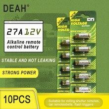 Alkaline-Battery Car-Alarm Remote-Control A27 MN27 G27A L828 V27GA New 10PCS for Doorbell