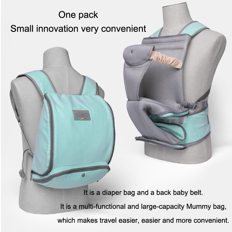 IBellybaby Baby Carrier Switchable Baby Bag