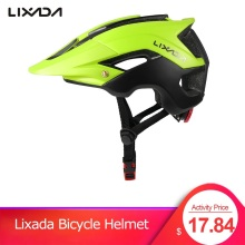 Lixada горный велосипед велосипедный шлем для мужчин и женщин спортивный защитный шлем 13 вентиляционных отверстий MTB велосипедный шлем EPS цельно-Формованный