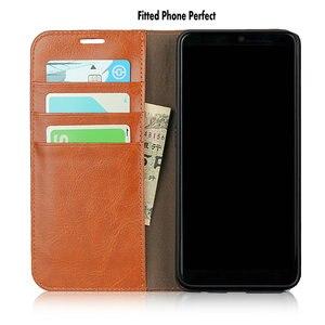 Image 4 - Echtes Leder Fall für Coque Samsung Galaxy A42 A21S A31 A51 A71 A41 A21 A01 A50 A30 A50S A40 A10 stehen Abdeckung Brieftasche Funda Tasche