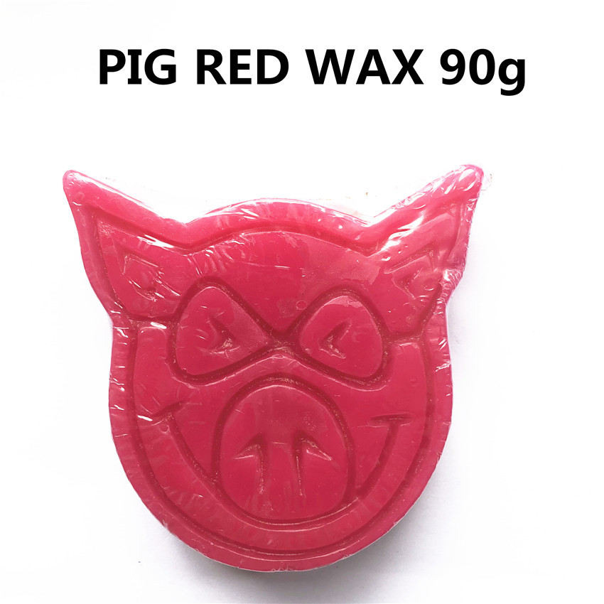 Image 4 - PIG Skateboard Wax for Added Protection Skateboard paraffin Skate accessories Skate board pads-in Skate Board from Sports & Entertainment