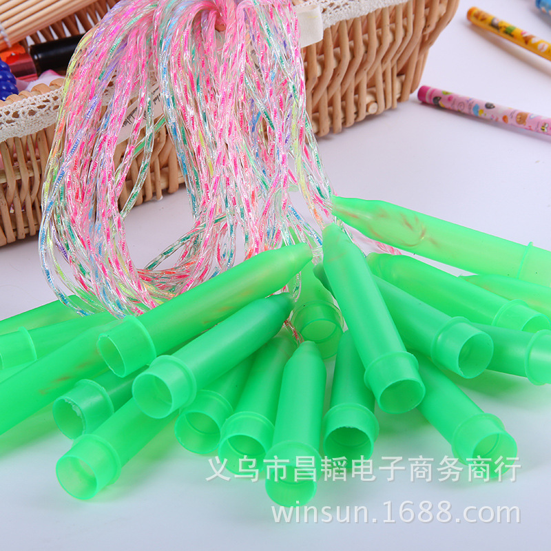 B40 Students Children Style Jump Rope Toy Two Yuan A Stall Supply Of Goods Two Yuan Shop Stall Supply Of Goods The Department St
