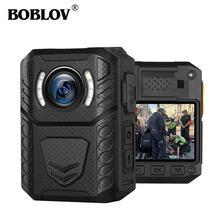 Boblov x3a портативная полицейская камера с функцией ночного