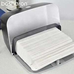 Image 3 - נייר מגבת Dispenser קיר רכוב רקמות מחזיק ומכופלים נייר מגבת מכשירי עבור משרד בית מטבח מסחרי אמבטיה