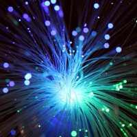 ICOCO Chrismas Party Bar Decor Schöne Romantische LED Lampe Farbwechsel LED Fiber Optic Nachtlicht Lampe Kleine Nachtlicht