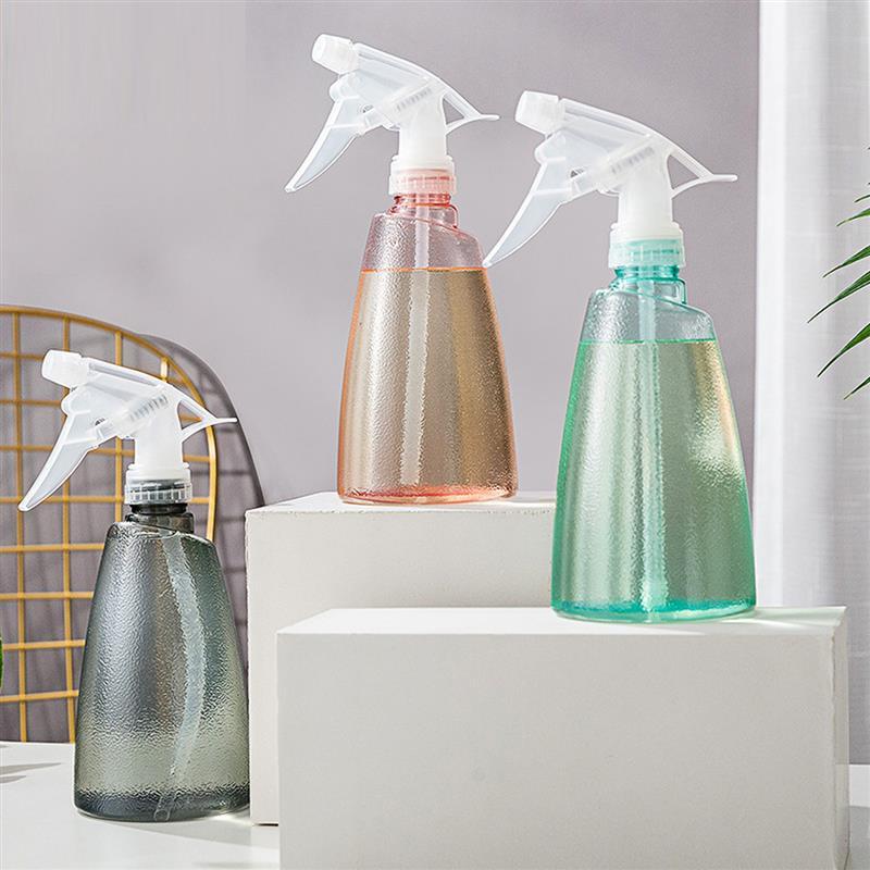 Ferramentas de jardinagem planta nebulização bico pulverizador de água com mão pressionado pulverizador para garrafa de água