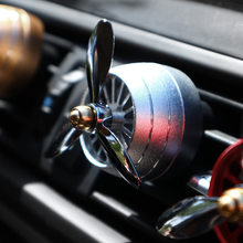 car air freshener Aromatherapy Auto Air Outlet Perfume Long-lasting Car Fragrance Clip Diffuser Solid car perfume car smell(China)