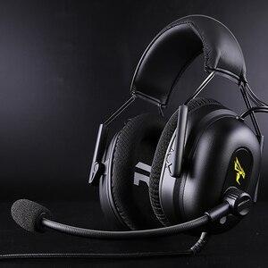 Image 5 - G936n somic gaming headset gamer ps4 fones de ouvido 7.1 virtual 3.5mm com fio pc fones de ouvido estéreo com microfone para ps4 xbox portátil