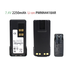 2250mAh PMNN4418 Battery for Motorola P6600 P6620 XPR 3000E XPR3300e XPR3500e DP2000e Series DP2400 DP2600 DEP 550eTwo Way Radio