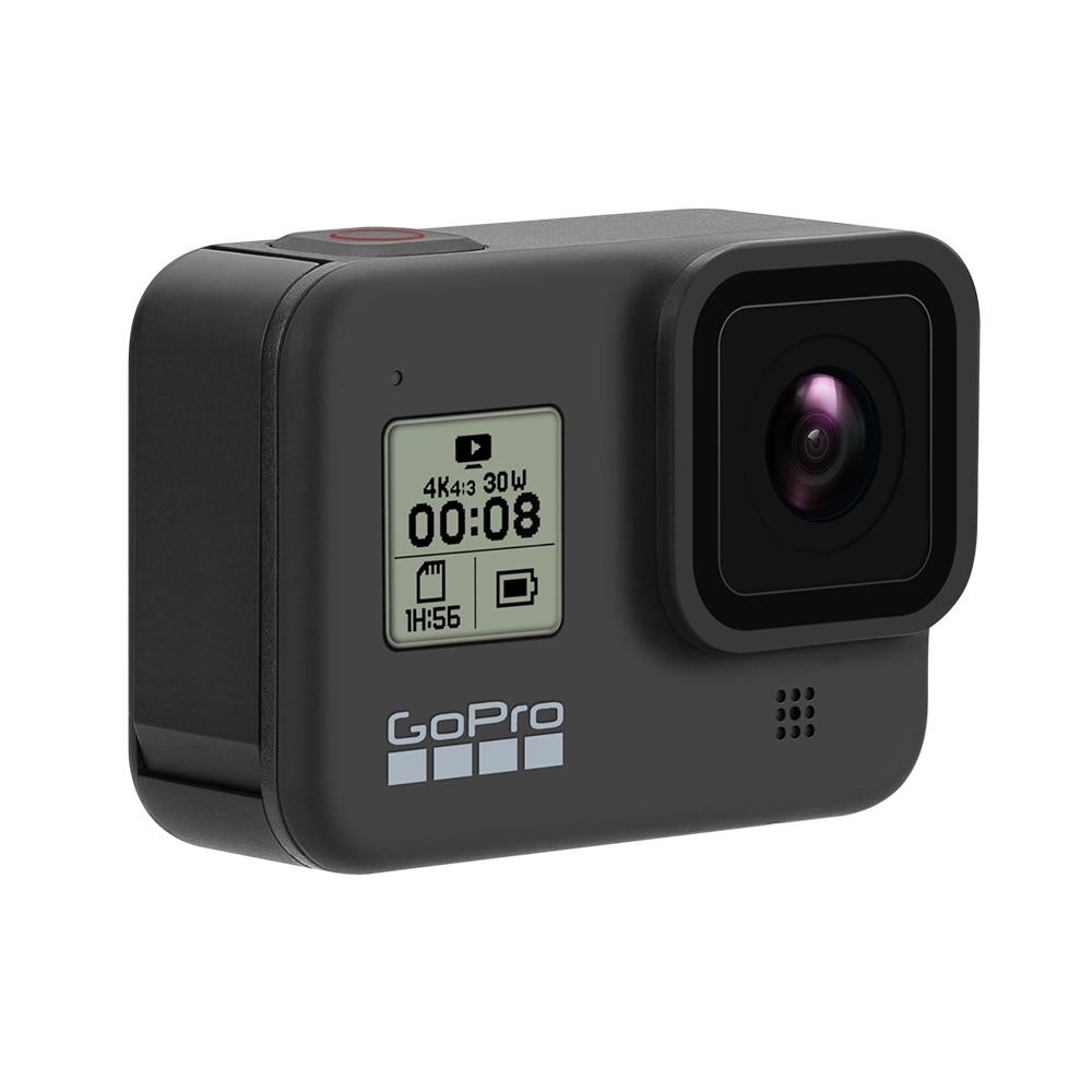 Original Gopro Hero 8 Black Waterproof Action Camera 4K Ultra HD Video 12MP Photos 1080p Live Streaming Go Pro Hero8 Sports Cam 3