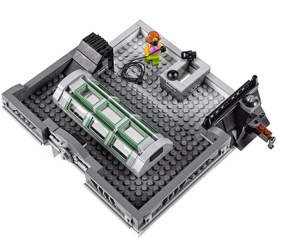 15001 Brick Bank Creator Series City Legoinglys Street Model 2413pcs Building Blocks Bricks Toys 10251 Gift For Children 3