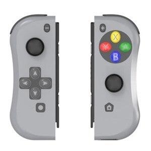 Image 2 - Bluetooth ワイヤレスプロリモートゲームパッドコントローラゲームパッドジョイスティック喜び詐欺 (l/r) nintend スイッチ ns ゲームコンソールとケーブル