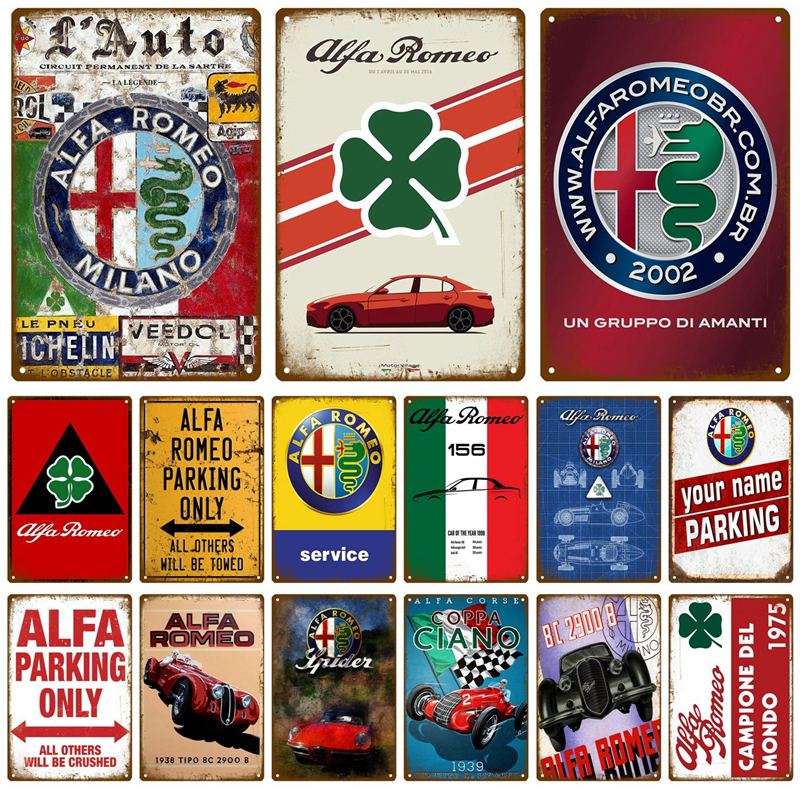 Best Offers For American Car Posters Vintage Brands And Get Free Shipping A77