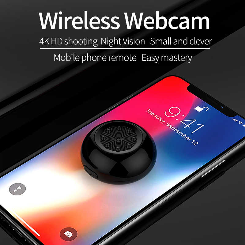 SQ17 мини-камера WiFi HD 1080P с магнитный держатель ночного видения с детектором движения видео аудио рекордер Микро видеокамера безопасности