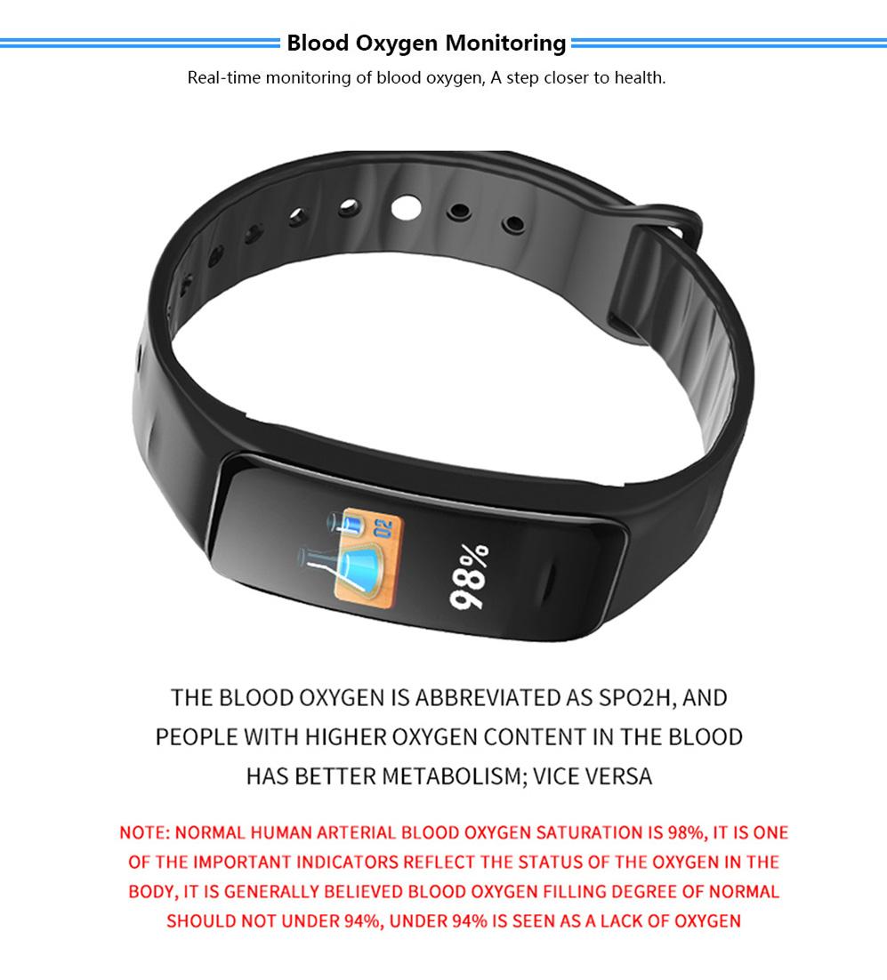 P2 Smart bracelet 06