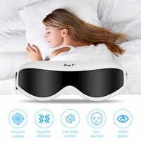 Elektrische Eye Massager Augen Pflege Entspannen Vibration Lindern Akupressur Cordless Corded Magnetische Therapie Protable Massage Maschine