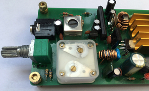 Image 2 - dykb Micropower medium wave transmitter , ore radio Frequency  600 1600khz