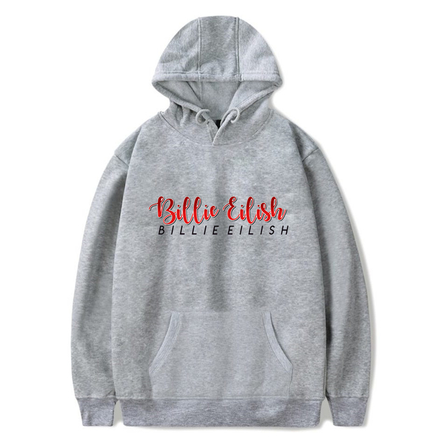 BILLIE EILISH THEMED HOODIE (18 VARIAN)