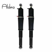 Pair Rear Suspension Shock Absorber For 2000-2006 GMC Yukon 1500 GMT820 (All Models w/Autoride, Incl. Denali) 6.2 4WD 19300046