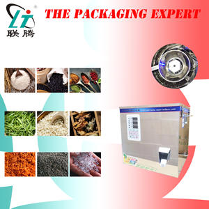Scale Herb Weighing Filling Machine Flower Tea Leaf Racking Machine Rotating Model Filler Suitable For Special Shape Products