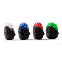 цена на 5 LED Cycling Bicycle Bike Rear Tail Safety Warning Flashing Lamp Light Cycling With Battery Bicycle Accessories Bike Lamp 9.5