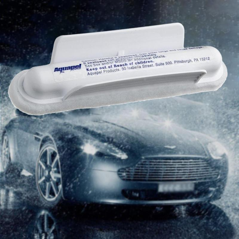 1pc Car Stealth Wiper Sleet Enemy Glass Coating Smooth Agent Water Agent Magic Water Repellent