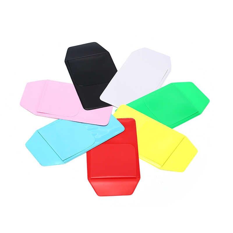 1PC Nhựa PVC Bác Sĩ Y Tá Bút Túi Nhựa Lắp Bút Chì Túi Bảo Quản Ốp Lưng