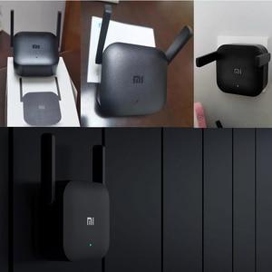 Image 4 - Xiaomi mijia無線lanリピータプロ300メートルmiアンプネットワークパンダルータの電源エクステンダーroteador 2のためのwi fiホーム