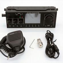 Последние 10-15 Вт RS-918 SSB HF SDR HAM трансивер мощность передачи TX 0,5-30 МГц V0.6