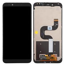 цена на For Xiaomi Mi 6X / A2 LCD Screen and Digitizer Full Assembly with Frame Original, brand new + tool