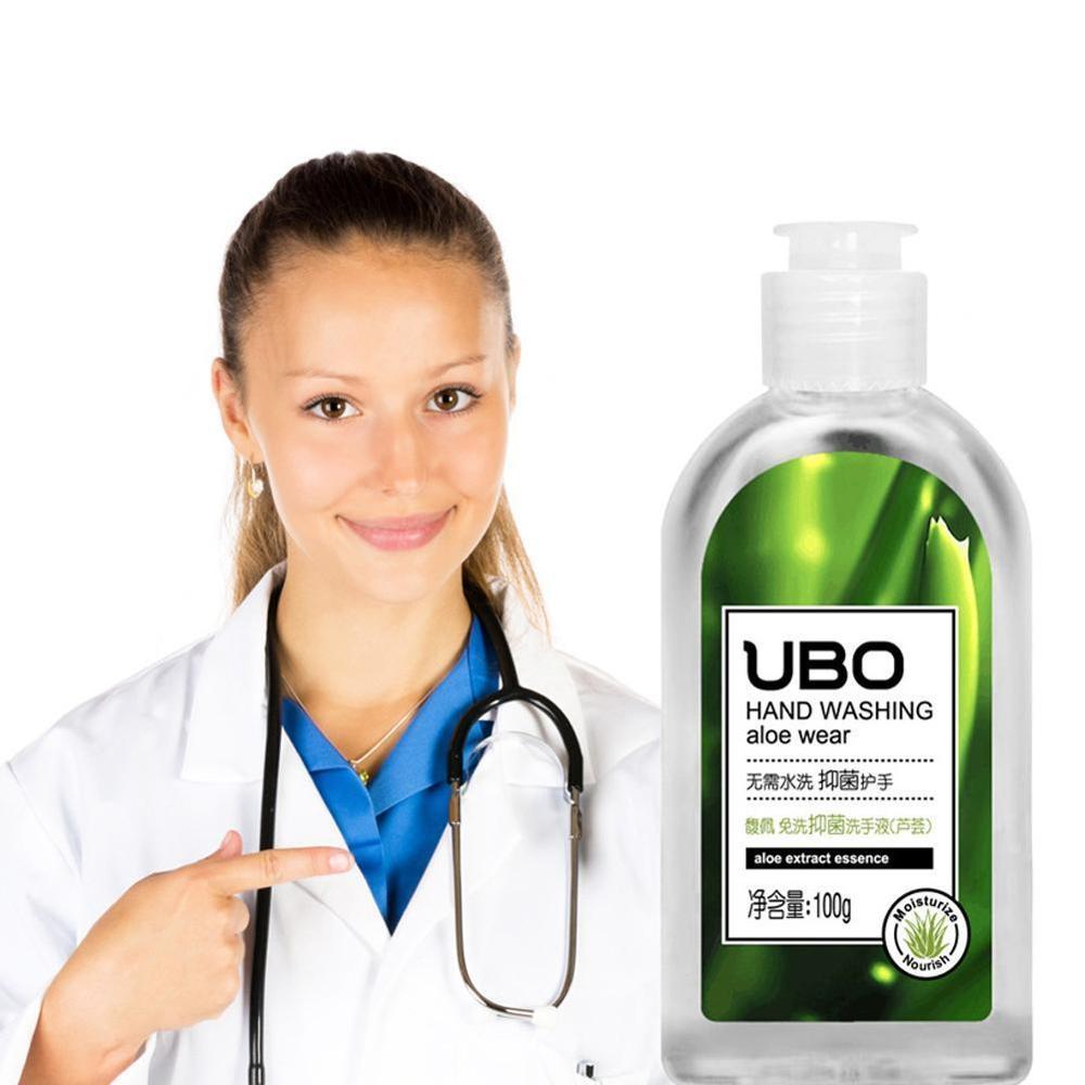 Disposable Hand Sanitizer Kids100ml Quick-drying Disinfecting Hand Wash Gel Disposable Hand Sanitizer Equipment Travel