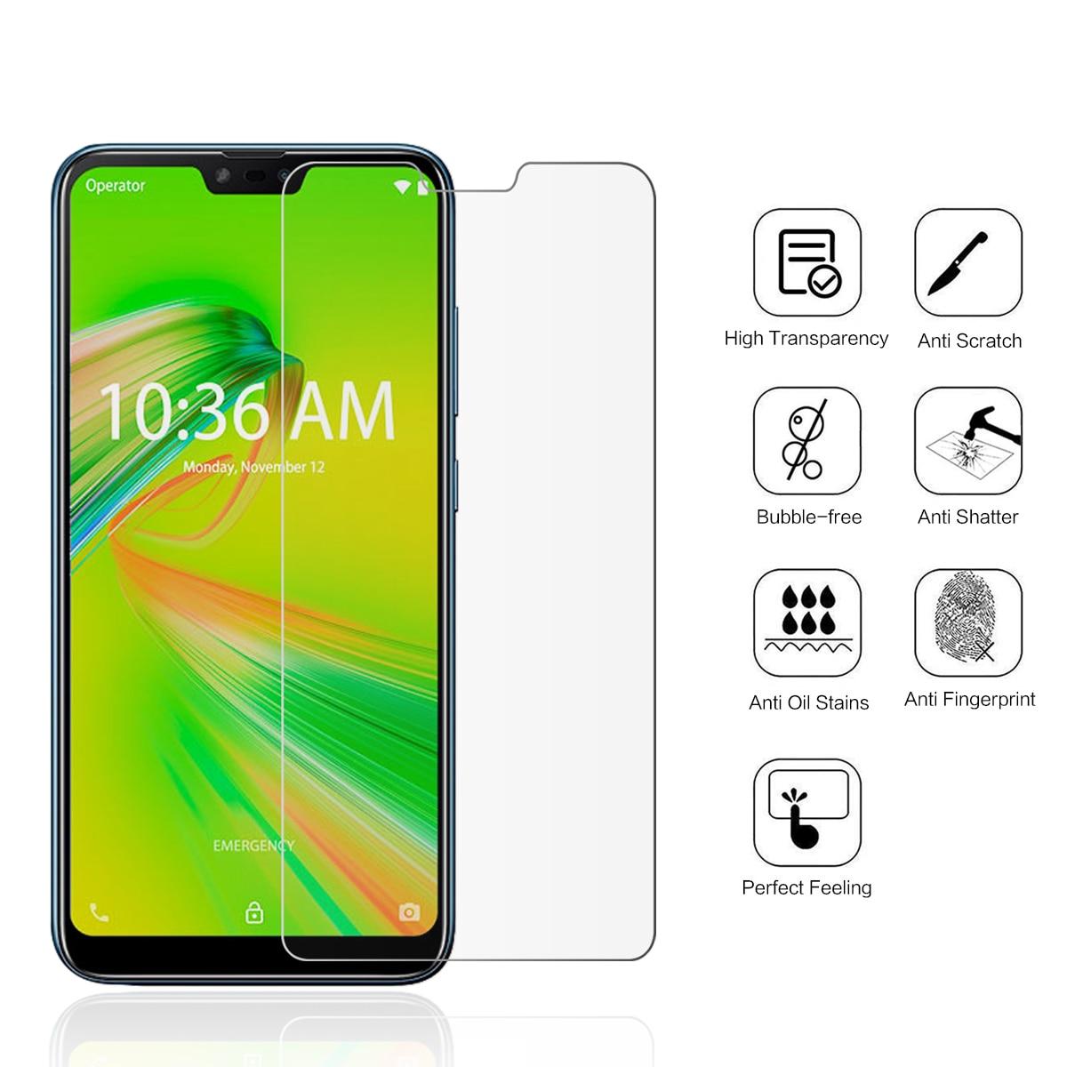 Мобильный 2.5D 0,26 мм 9H закаленное стекло для ASUS ZenFone Max Shot ZB634KL протектор экрана для Asus Max Plus M2 защитное стекло