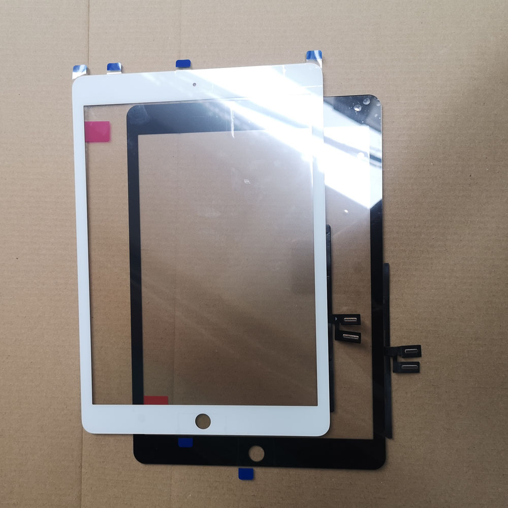 10.2 Inch New For Apple IPad 7 10.2 7th Gen A2197 A2198 A2200 Touch Screen Digitizer Outer Glass Panel Replacement Parts